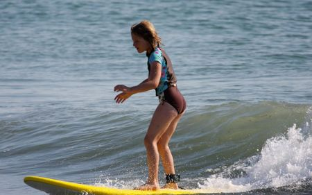 Kitty Hawk Surf Co., KIDS SURFING CAMPS