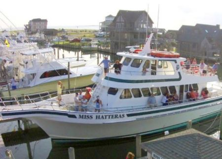 Oden's Dock, Fish or Take a Cruise on a Head Boat