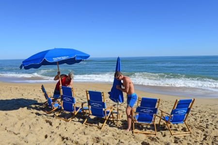 Ocean Atlantic Rentals, Umbrella and Beach Chair Rentals