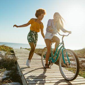 Moneysworth Beach Equipment and Linen Rentals, Adult Bike