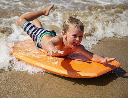 Moneysworth Beach Equipment and Linen Rentals, Boogie Board