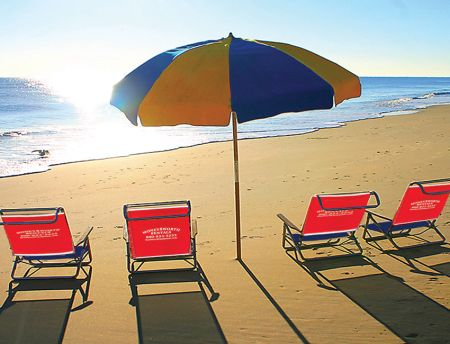 Moneysworth Beach Equipment and Linen Rentals, Family Beach Package