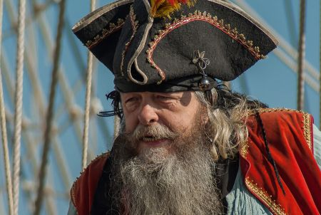 Outer Banks Tastes & Tales Manteo NC, Pirate Tales! Terror, Treasure & Treason!
