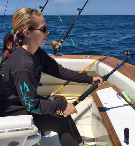 Carolina Girl Sportfishing Charters Outer Banks, 8 Hour Tower & Nearshore Charter