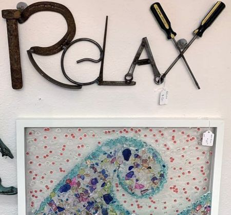 Absolutely Outer Banks, Roam the Store, Have a Drink & Meet Local Artists