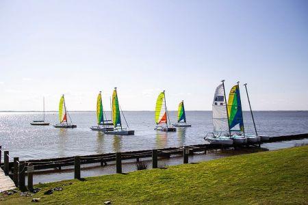 Nor'Banks Sailing Center, Sailboat Rentals