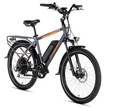 Ocean Atlantic Rentals, Cruise on a New Electric Bike