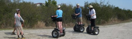 Kitty Hawk Kites, Segway Tours