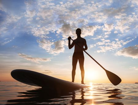 Moneysworth Beach Equipment and Linen Rentals, Stand Up Paddle Board