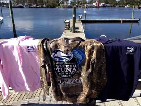 OBX Marina, Stock Up at the Tackle & Ships Store