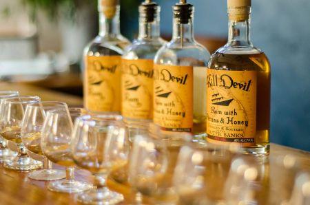 Outer Banks Tastes & Tales Manteo NC, Tastes & Tales Beverage Tasting Tour