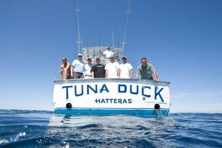 Tuna Duck Sportfishing, Tournament Fishing