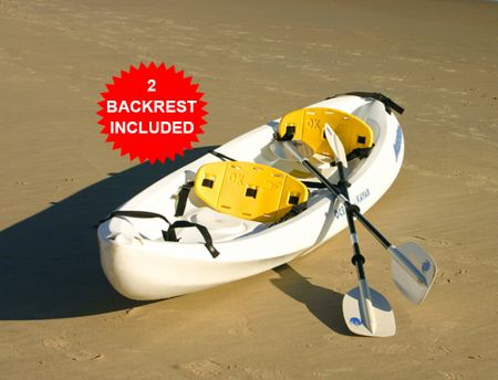 Moneysworth Beach Equipment and Linen Rentals, Kayaking for Two