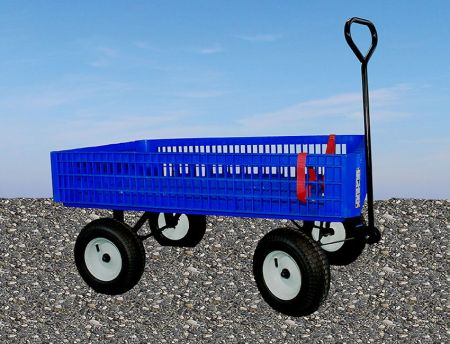 Moneysworth Beach Equipment and Linen Rentals, Beach Access Wagon