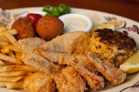 Ocracoke Oyster Company, Blackbeards Seafood Feast