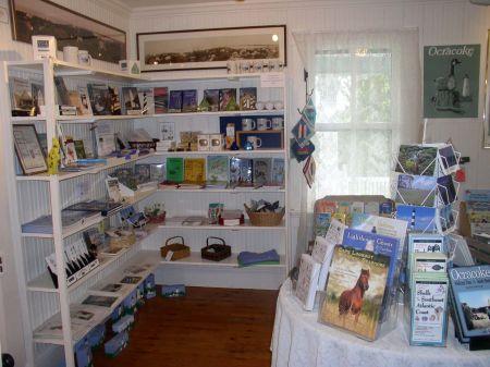 Ocracoke Preservation Society, Shop Historic Ocracoke Gifts