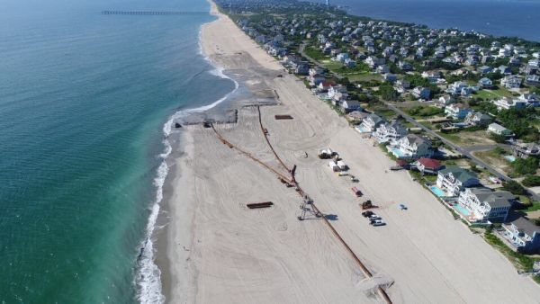 So What's Up With Beach Nourishment?   Outer Banks, NC