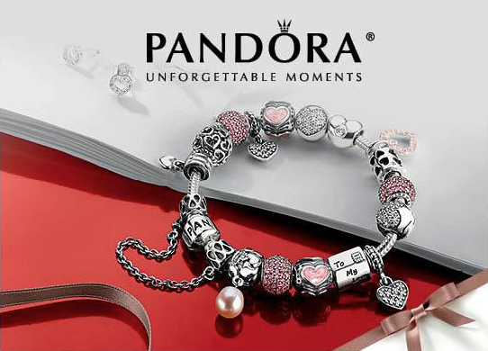 Pandora Gift Set Promotion For Valentines Cotton Gin