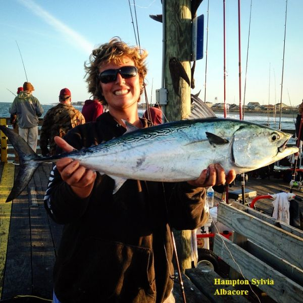 TW's Daily fishing Report. 12/20/15 | December 20, 2015 ... |Oregon Inlet Rough Water