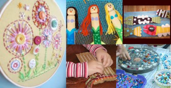 Spring Craft Workshop For Kids Dare County Arts Council Outer
