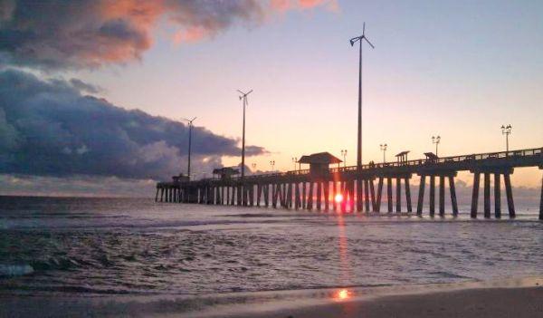 Jennette 39 s pier july 27 2015 jennette 39 s pier outer for Jennette s pier fishing report