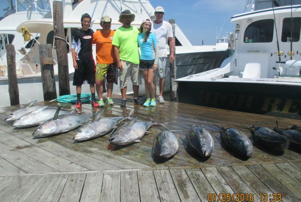 Fantastic Fishing July 26 2016 Oregon Inlet Fishing