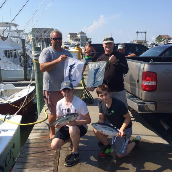 Reliance offshore fishing june 27 2017 reliance for Hatteras fishing charters