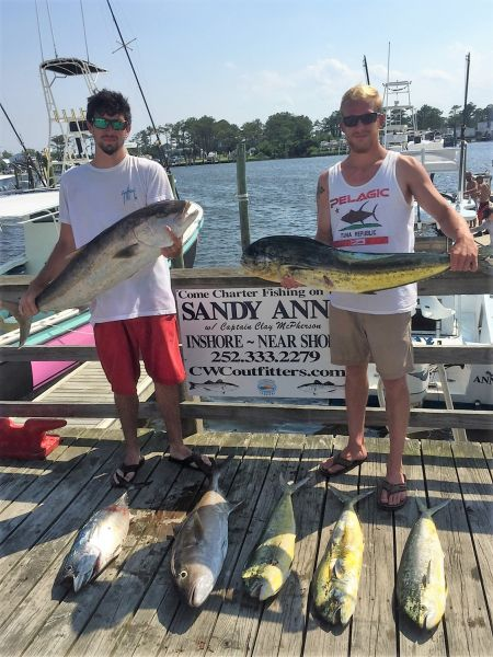 Corolla fishing report june 12 2016 obx bait and for Obx fishing reports