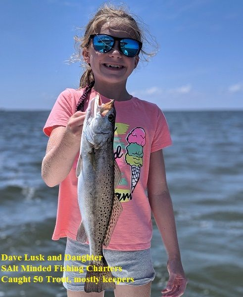 Daily Fishing Report   July 28, 2019   TW's Bait & Tackle