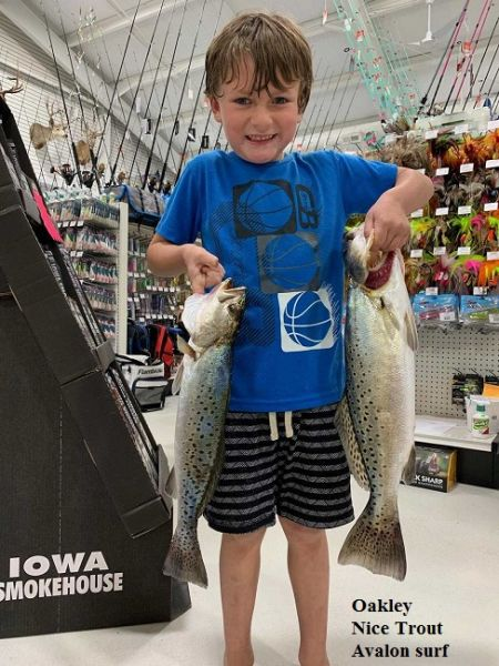 Daily Fishing Report | May 1, 2019 | TW's Bait & Tackle
