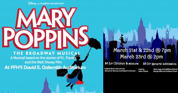 Mary Poppins | First Flight High School | Outer Banks Events
