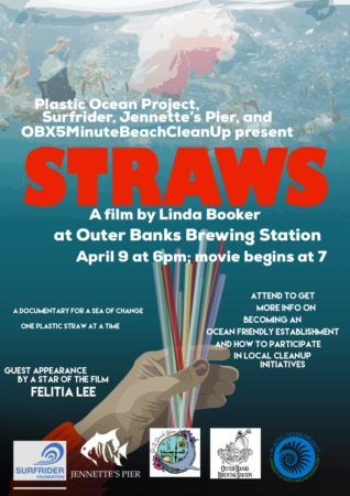 STRAWS – A FILM BY LINDA BOOKER | Outer Banks Brewing Station
