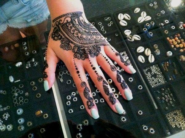 Henna Tattoos Beach Braids Hair Wraps Henna Outer Banks